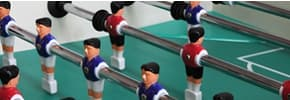 Prices for Table football, hockey, photo