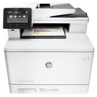 Photo HP Color LaserJet Pro MFP M477fnw