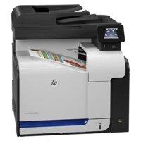Photo HP LaserJet Pro 500 color MFP M570dn