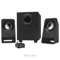 Speaker system, speakers Logitech Z213
