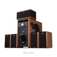 Speaker system, speakers Genius SW-HF 5.1