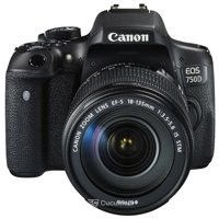 Photo Canon EOS 750D Kit
