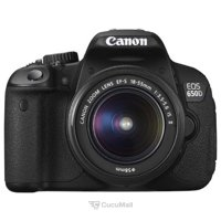 Photo Canon EOS 650D Kit
