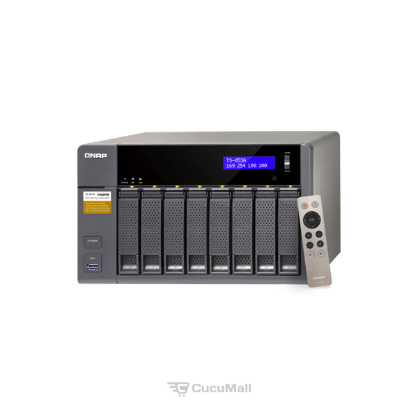 QNAP TS-853A-4G - find, compare prices and buy in Dubai, Abu Dhabi, UAE