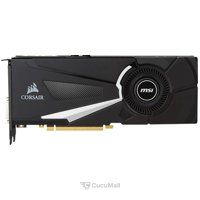Graphics card MSI GeForce GTX 1070 SEA HAWK EK X