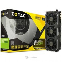 Graphics card Zotac GeForce GTX 1080 AMP Extreme (ZT-P10800B-10P)