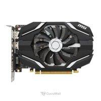 Photo MSI GeForce GTX 1050 TI 4G OC
